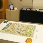 ミニ展示「海外都市との交流」