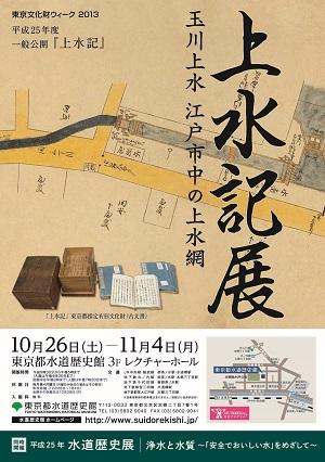 平成25年度 秋の特別企画展