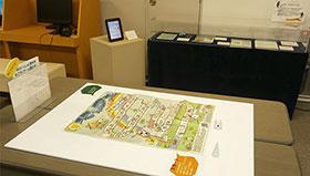 ミニ展示「海外都市との交流~シドニー~」