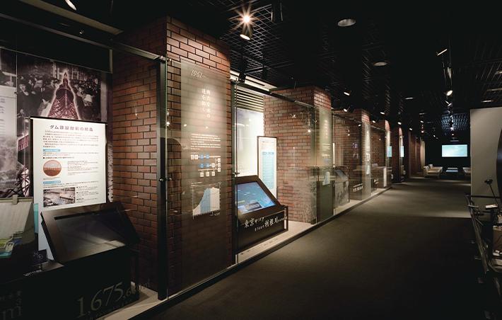 フロアガイド1F展示室